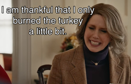 We all know there will be the usual small talk around the Thanksgiving table.