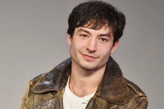 Ezra Miller Dropped Some Serious Knowledge About Appropriating Native ...