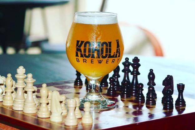 Kohola Brewery, Lahaina, Hawaii