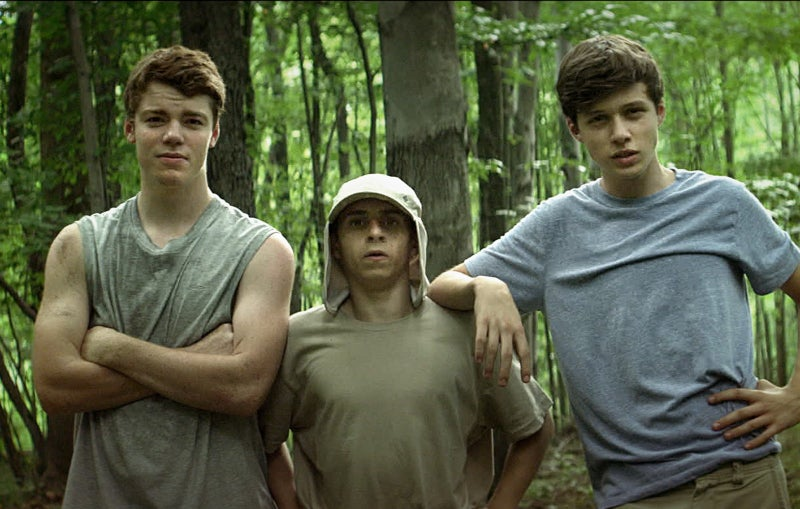 """It's such a great escape movie. It's about three teens who run away and build their own home in the woods. The feeling of suffocation they feel is relatable and it's like an acceptance movie of growing up.""—Destinyy Alegre, Facebook"