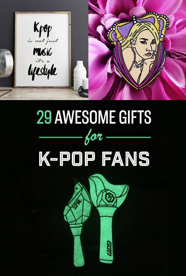 Cute Gifts That Will Make Any KPop Fan Say Saranghae - 29 photos that perfectly sum up how your life is going