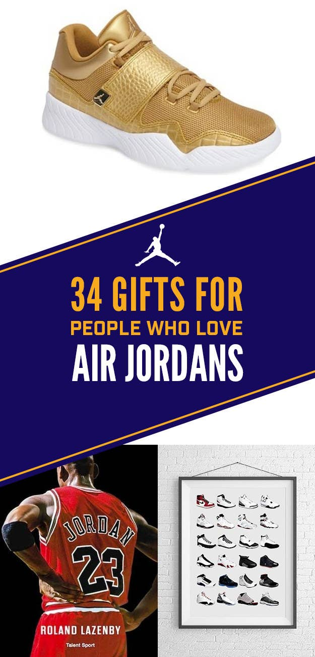 0502d45c9da90 34 Gifts For People Who Love Air Jordans
