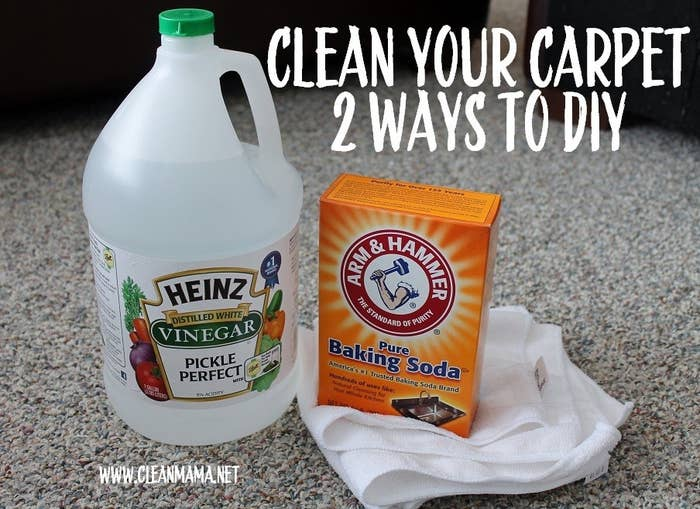 Vinegar And Baking Soda Carpet Cleaner Tcworks Org