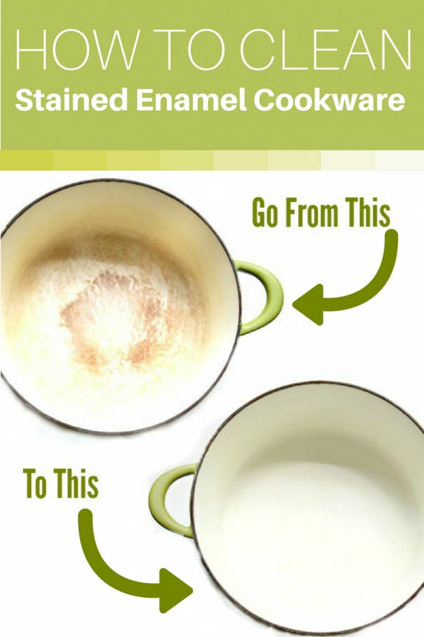 Check out how to get your pots and pans looking better by following Miss Information's simple instructions.