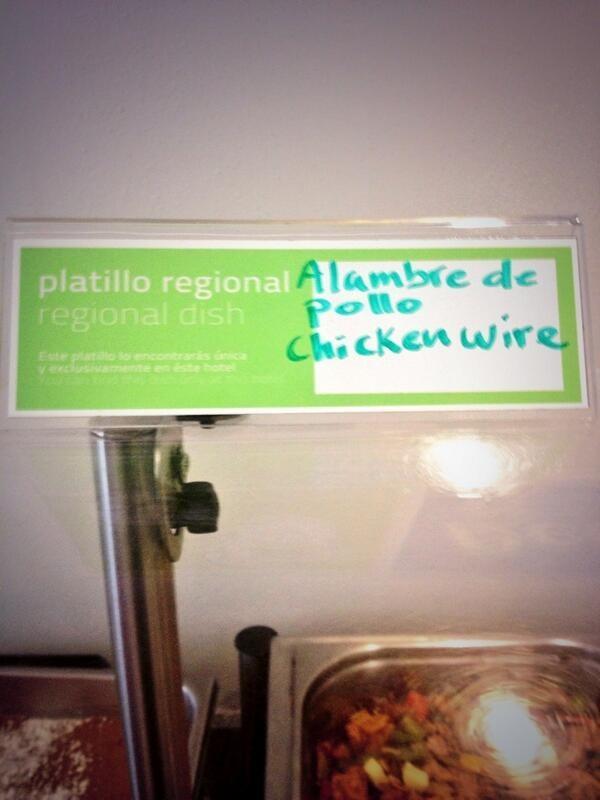 No, gracias, prefiero una comida inalámbrica.