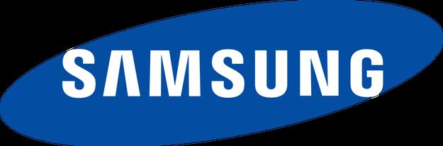 """La """"A"""" de Samsung es una """"V"""" al revés."""