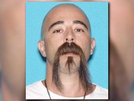 Suspect David Machado.