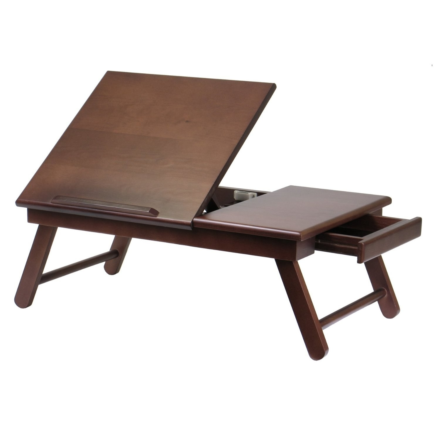 This Lap Desk With Storage And Foldable Legs That S Marvelous For Days When You Refuse To Get Out Of Bed