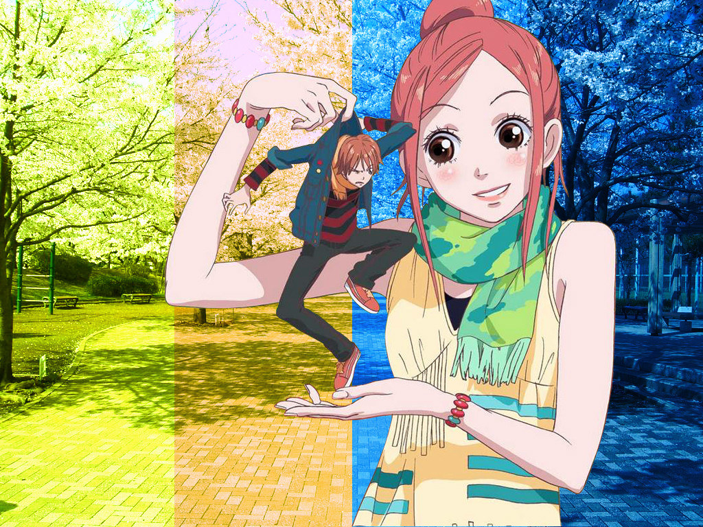 Girl And Boy Hookup (in Anime) Chinese Magical Creatures From Harry