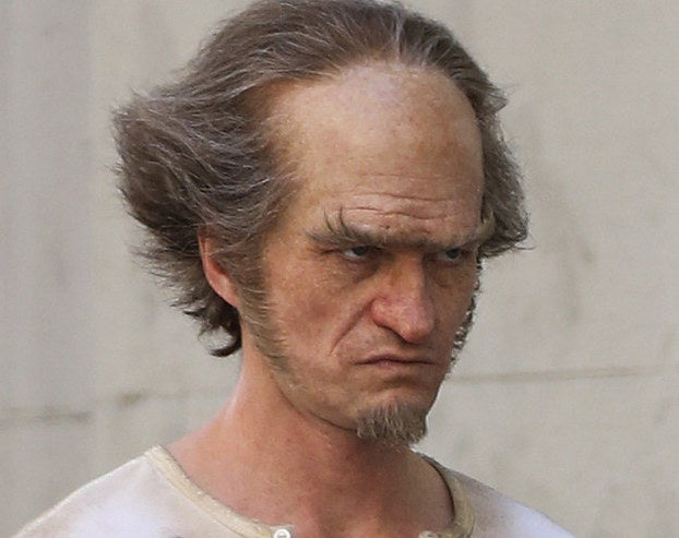 Count Olaf's hair has flair. Donald Trump's just sits there.