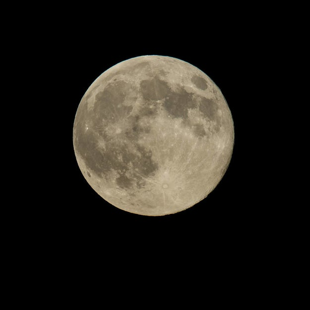 By now you have probably heard about today's supermoon.