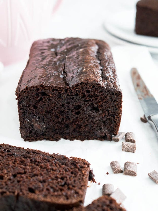 Double Chocolate Chip Bread