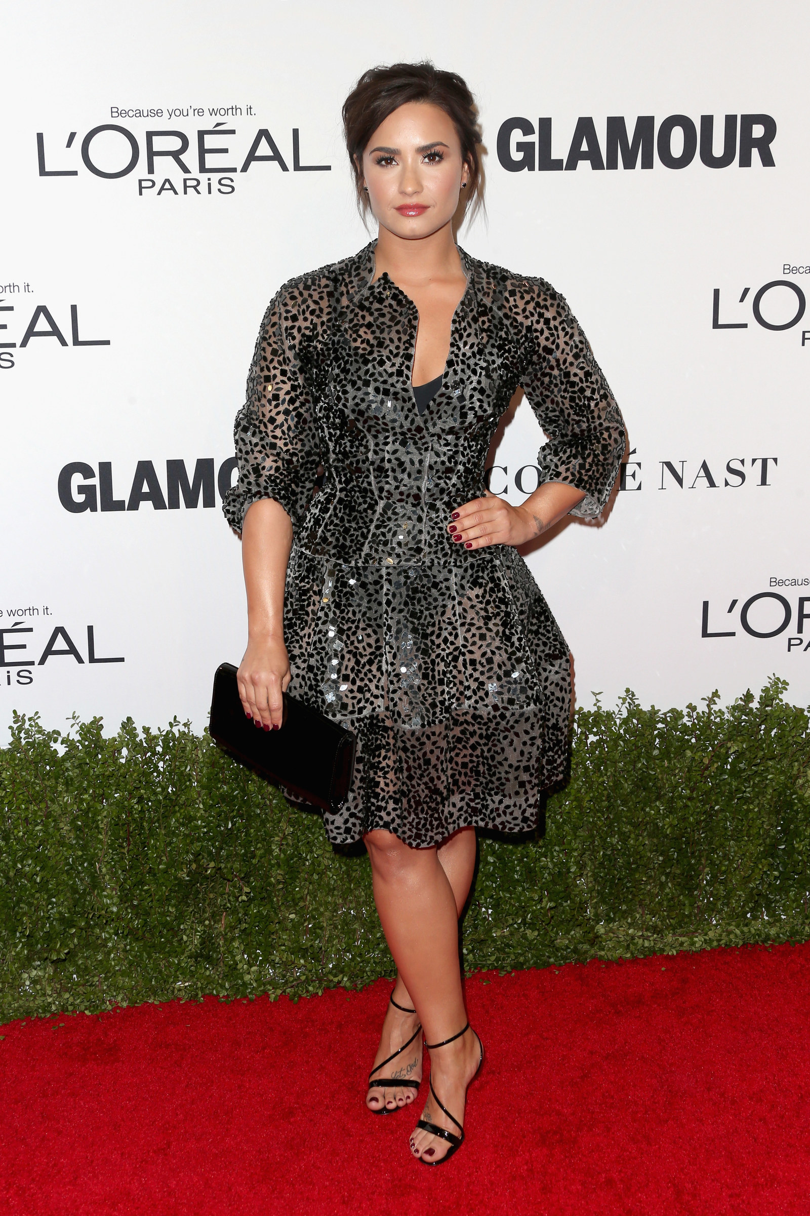 All The Looks From The 2016 Glamour Women Of The Year Awards