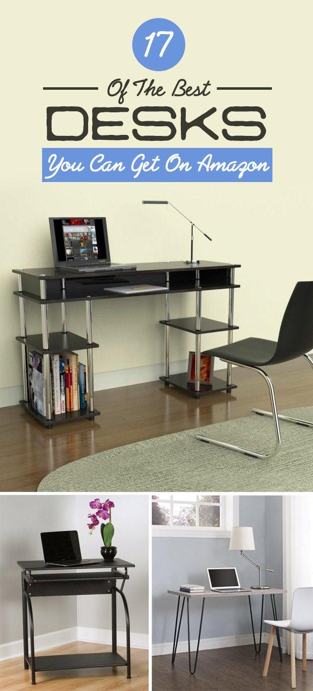 Best Desks 17 of the best desks you can get on amazon