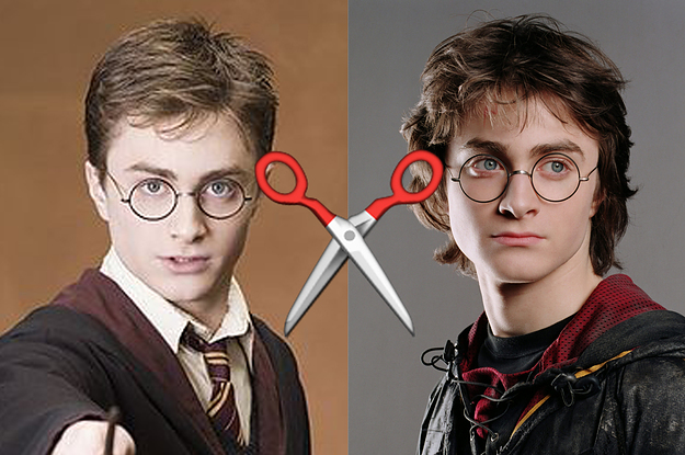 how to do your hair like harry styles harry potter hairstyles which quot harry potter quot 7484