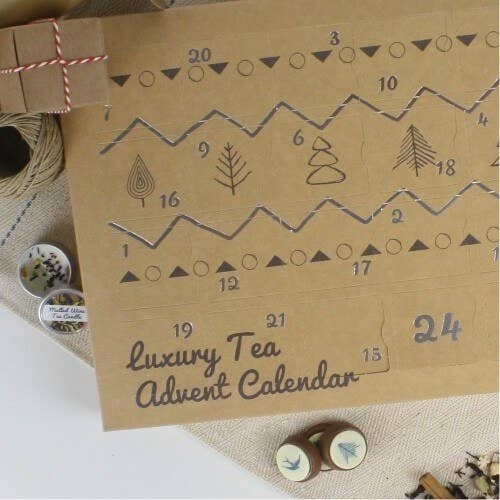 This advent calendar is filled with 24 little gifts for tea lovers, from tea bags to tea-scented mini candles. Get it here for £35.