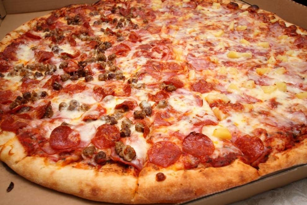 21 Pizza Slices You Must Try Before You Die
