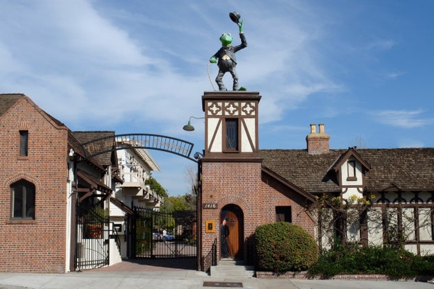 We Went Behind The Gates Of The Jim Henson Company And It Was Freaking Awesome