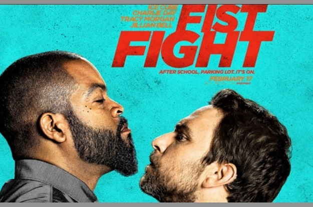 Best fist fight ever