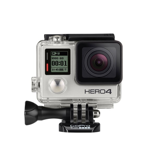 A GoPro, so that they can document all the amazing adventures they experience.
