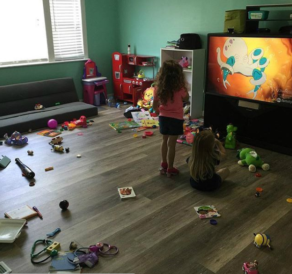 """The meaning of a """"messy"""" house is no longer just dirty clothes on the floor."""