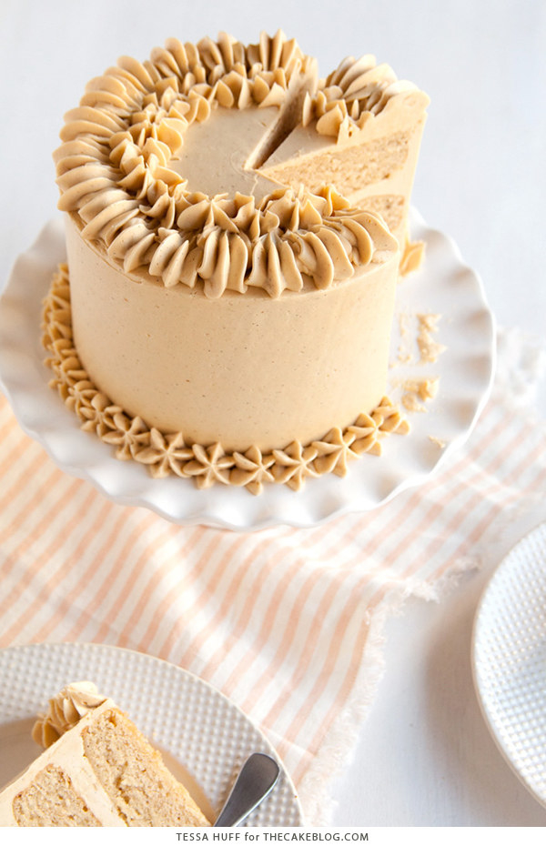 Maple Pear Cake
