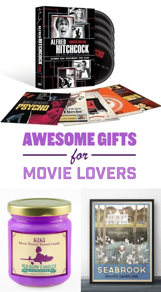 35 Products That Every Movie Lover Will Appreciate