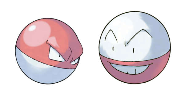 Who thought it was a good idea to make Pokéballs into Pokémon? That's way too meta.