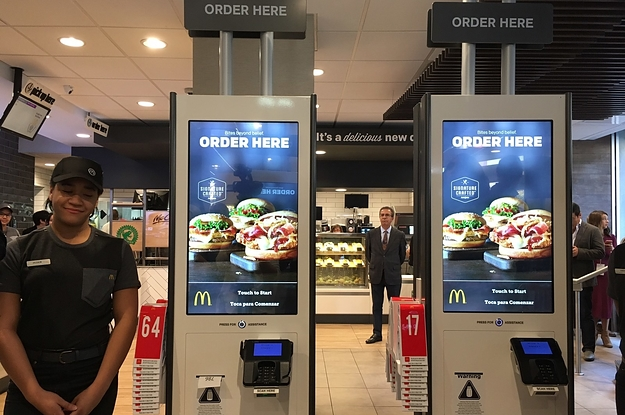 Mcdonald S Will Start Offering Table Service