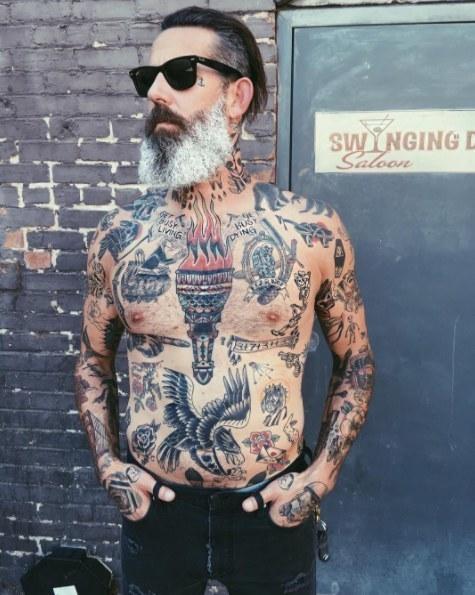 Tongue piercing/tattoos - boyfriend material?