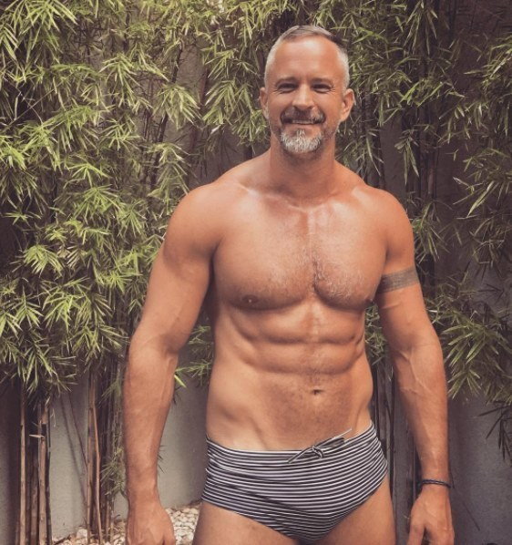 Hot older male gay