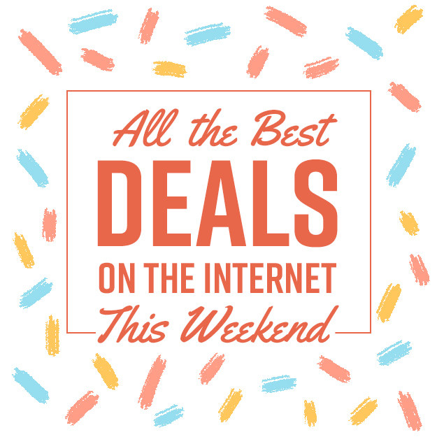 All The Best Deals On The Internet This Weekend