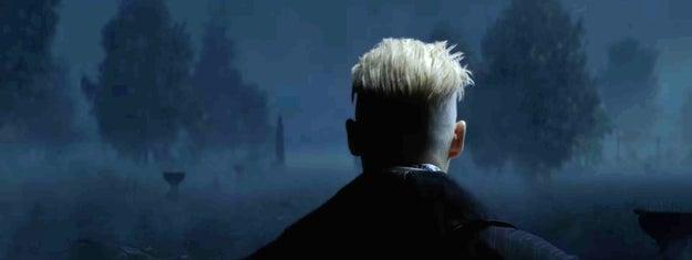 Y harás esta cara cuando descubras la verdadera identidad de Graves: 😱.