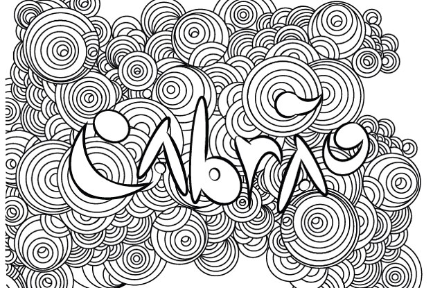 This Sweary Coloring Book Will Help You Cope With 2016