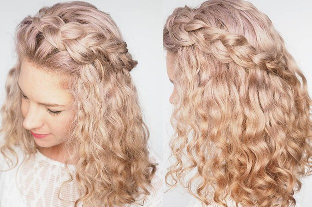 17 Gorgeous YouTube Tutorials That Are Perfect For People With Curly Hair