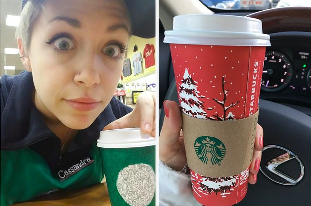 18 Secret Menu Starbucks Holiday Drinks You Need To Try