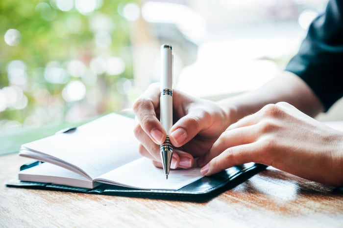 Research suggests that writing by hand can help you process and restructure information as you take it in, which can aid in memory and understanding.