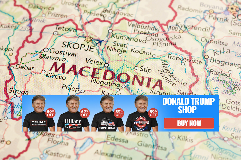 How Teens In The Balkans Are Duping Trump Supporters With Fake News