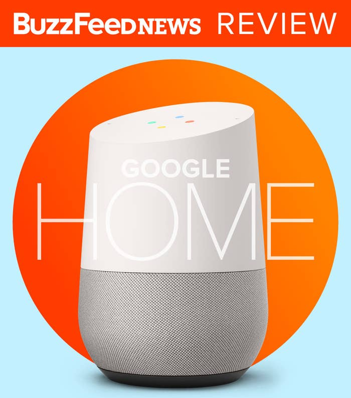 """I Tried Google Home And Now I'm Tired Of Saying """"OK Google"""""""