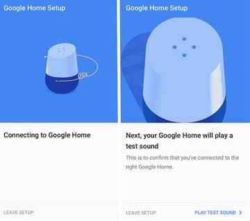 Anymote Google Home
