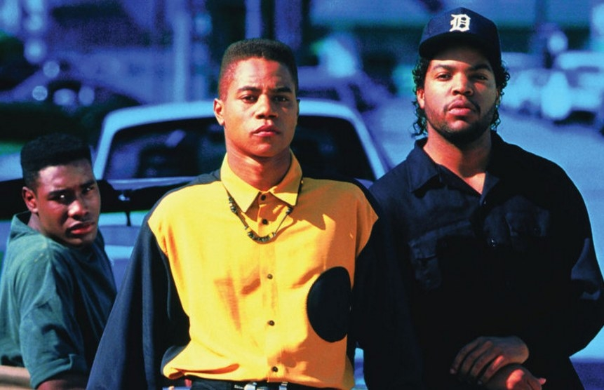 boyz n the hood and black