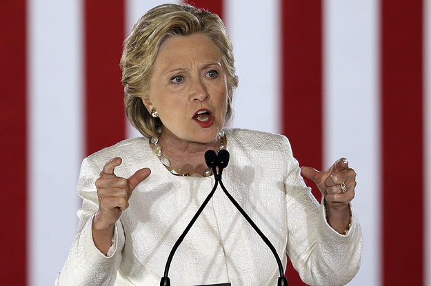 Hillary Clinton Falsely Claims She Was In New York On 9/11