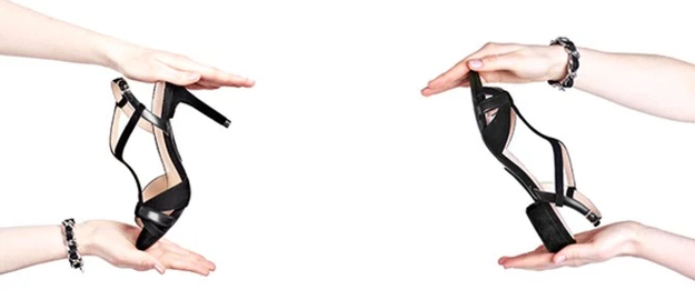 A Company Invented Shoes That Are The Answer To Every High Heel Problem Ever