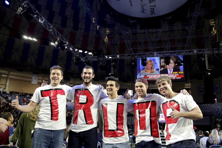 """College Trump Supporters: """"We're The New Counterculture"""""""