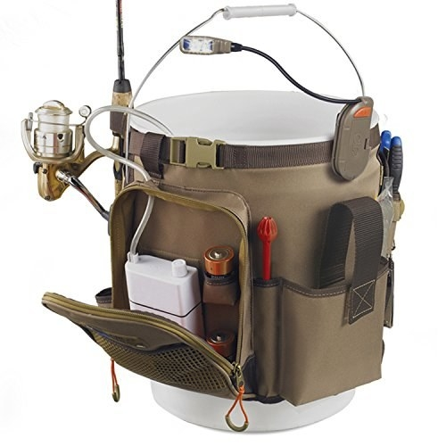 21 products from amazon that 39 ll make perfect gifts for Fishing caddy bucket