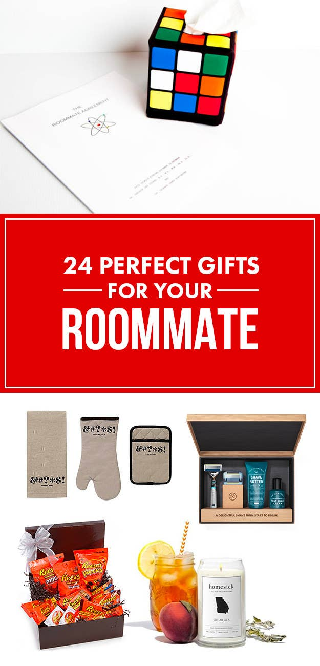 24 Gifts Thatll Make It Easier To Live With Your Roommate
