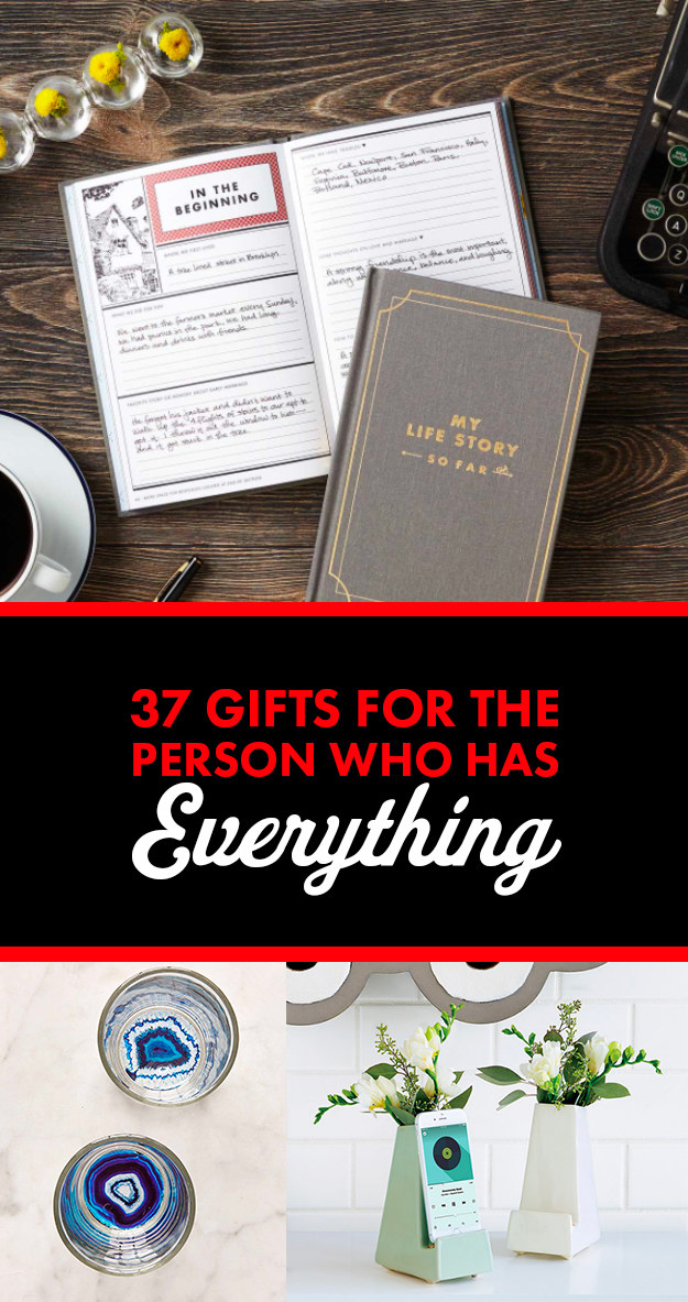 37 Gifts That Literally Everyone Will Want