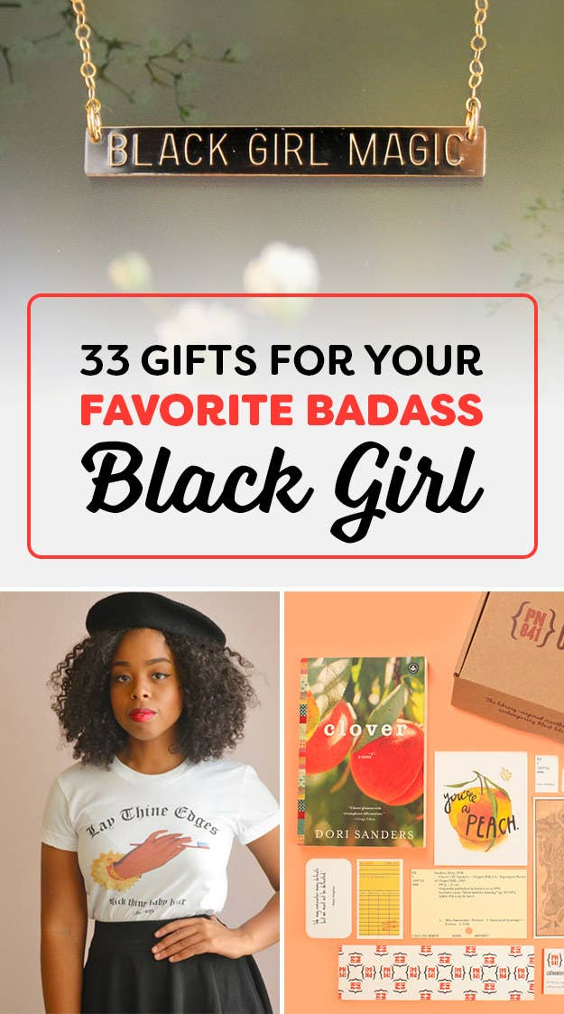 33 Amazing Gifts Every Black Girl Will Want To Keep For Herself