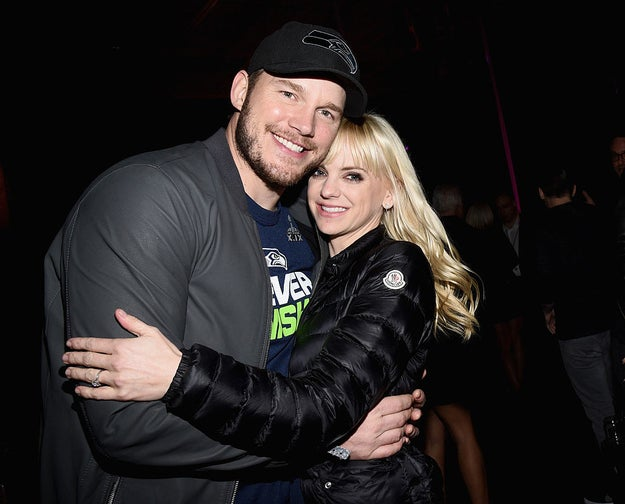 Another day, another reason Chris Pratt and Anna Faris are the cutest celeb couple of our time.