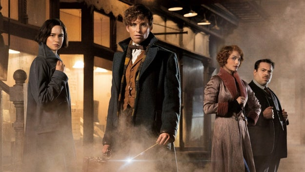 ICYMI, the newest story set in J.K. Rowling's wizarding world was released on Friday in the form of Fantastic Beasts and Where to Find Them, and the movie taught us some pretty important things we didn't know before...